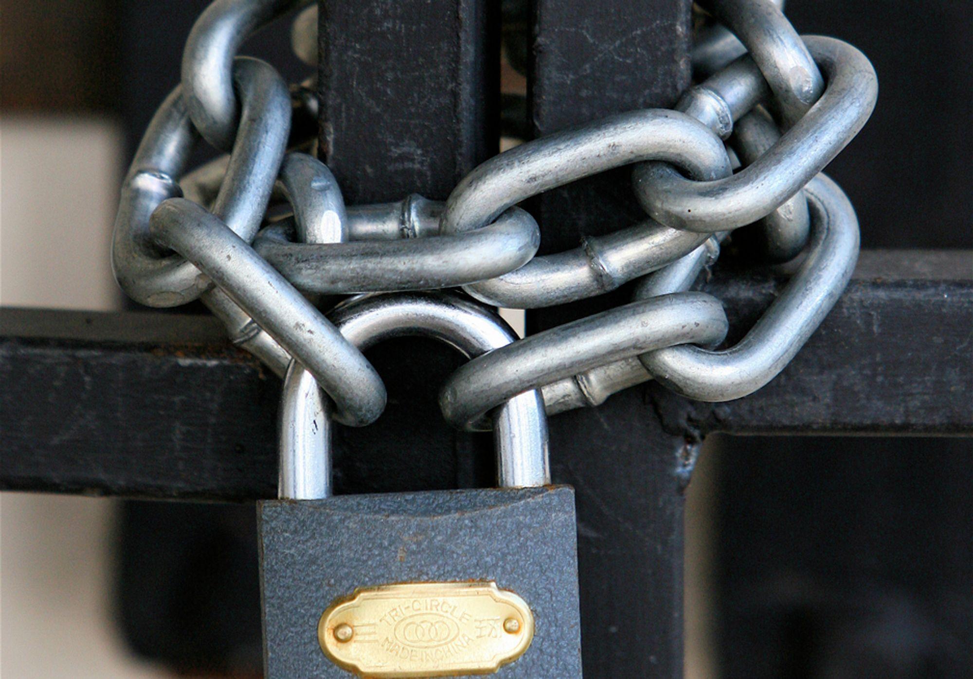 Mange foretak sikrer seg mot feil trusler når de planlegger datasikkerheten.