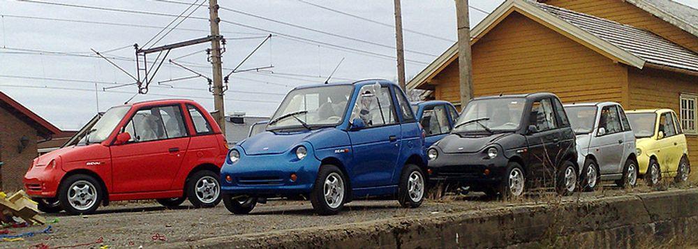 TILLITIUM: Indiske Reva har tro på det norske elbilmarkedet og sender sine nye litiummodeller først hit til landet.