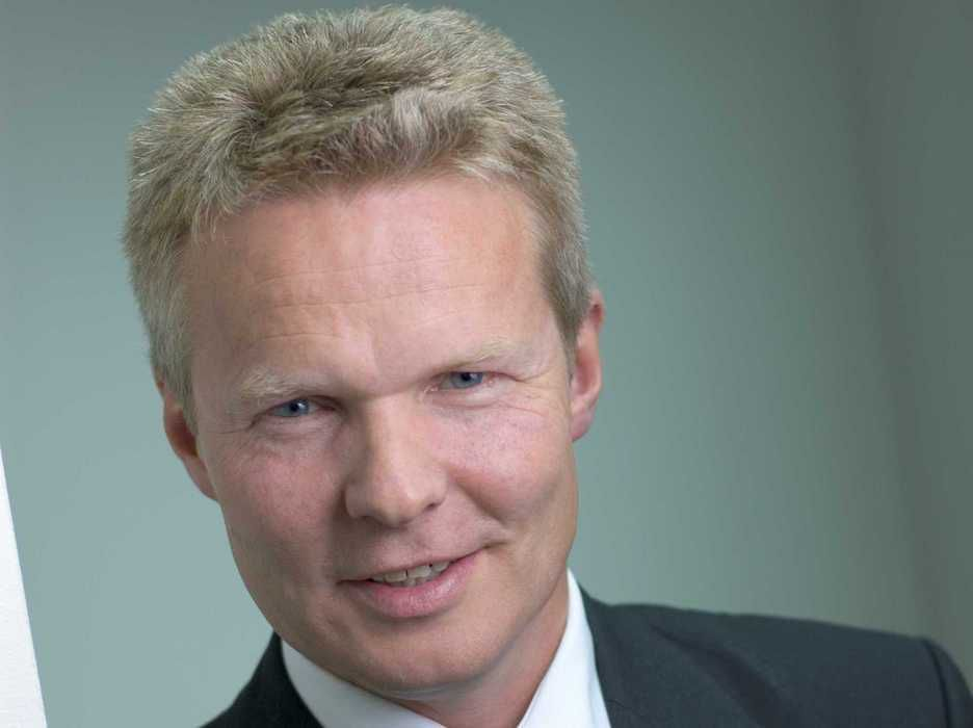 SLITER: Ergo-sjef Terje Mjøs sliter med redusert omsetning på flere fronter.