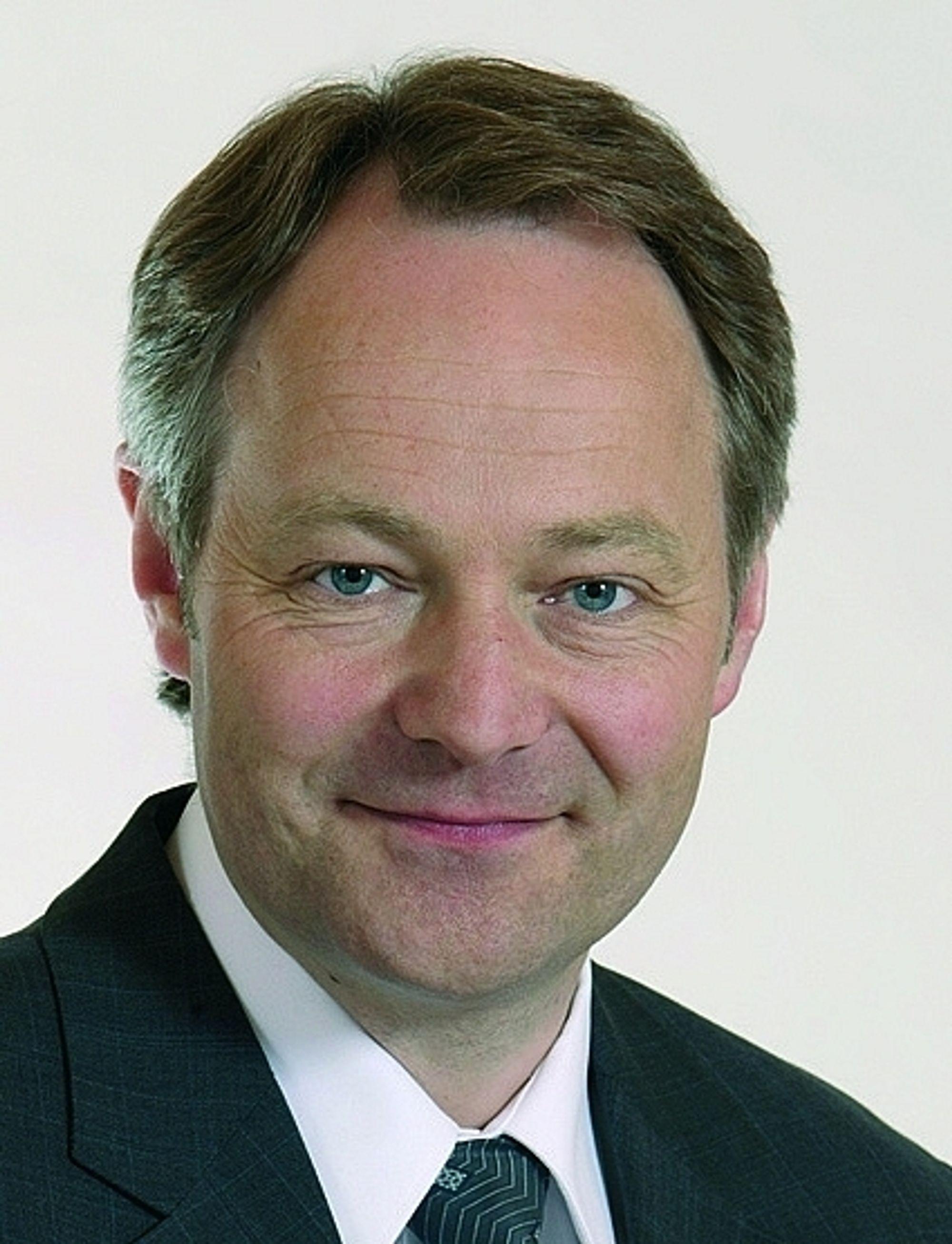 RYKKER OPP: Arne Malonæs rykker opp som ny leder av YIT Building and Industrial Services.