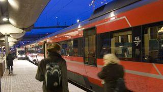 - Høyhastighet vil løse togkrisen