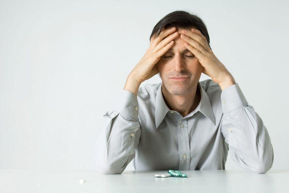 Du kan bli depressiv selv om du får beholde jobben i en nedbemanningsprosess, viser studie.