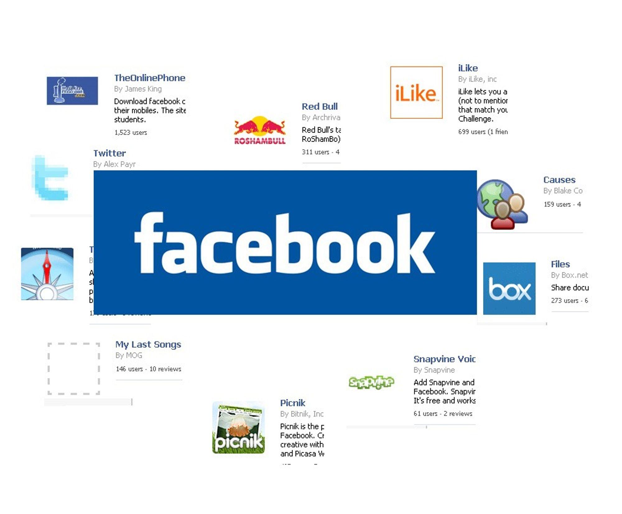 Tredjepartsutviklere har for enkel tilgang til personlig informasjon på Facebook, mener den kanadiske personvernkommisjonæren.