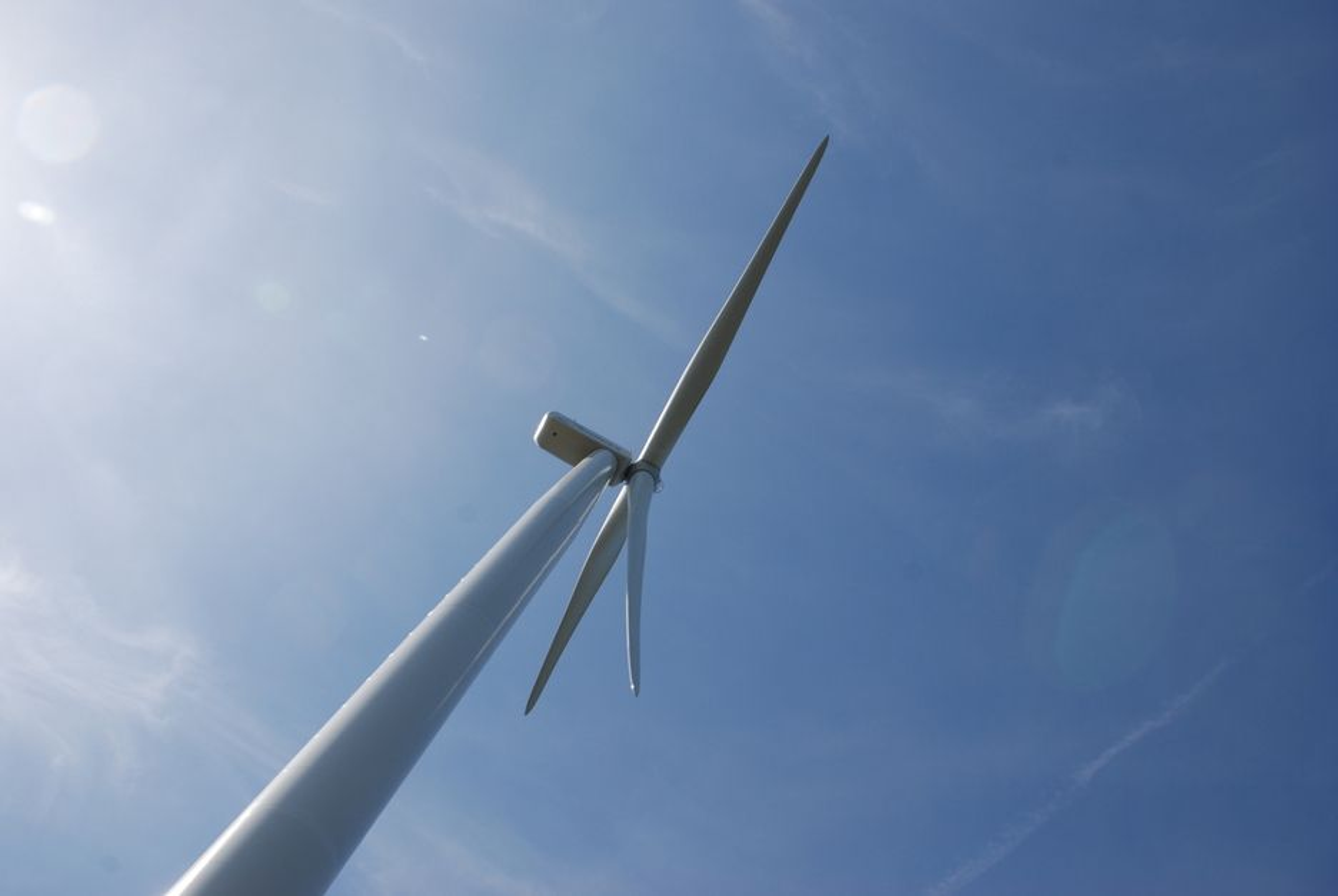 Siemens skal levere vindturbiner til nok en vindpark i Skottland.
