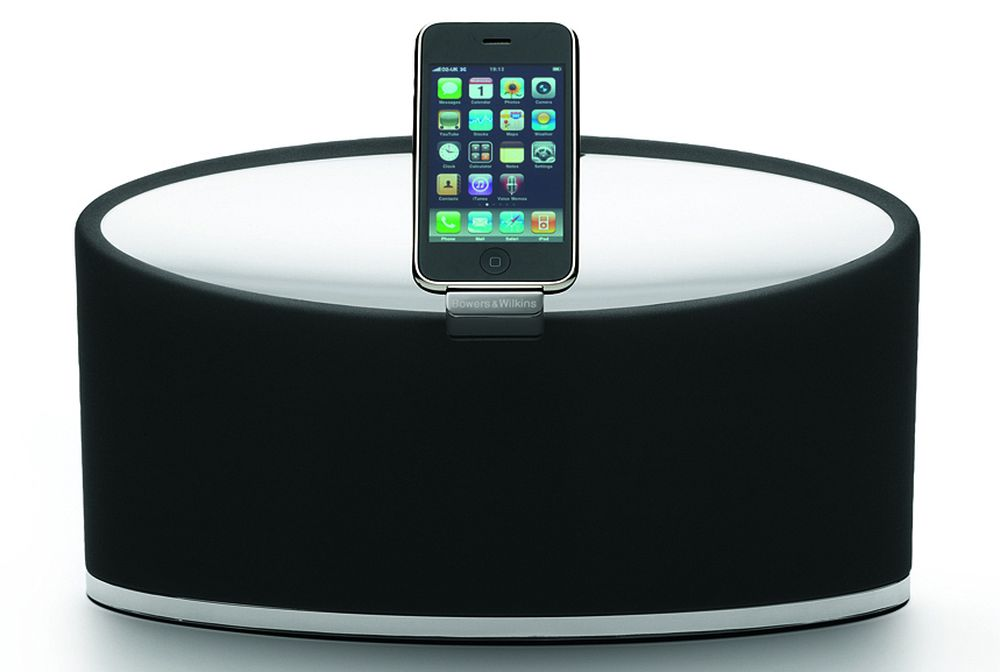 Bowers & Wilkins Zeppelin Mini.
