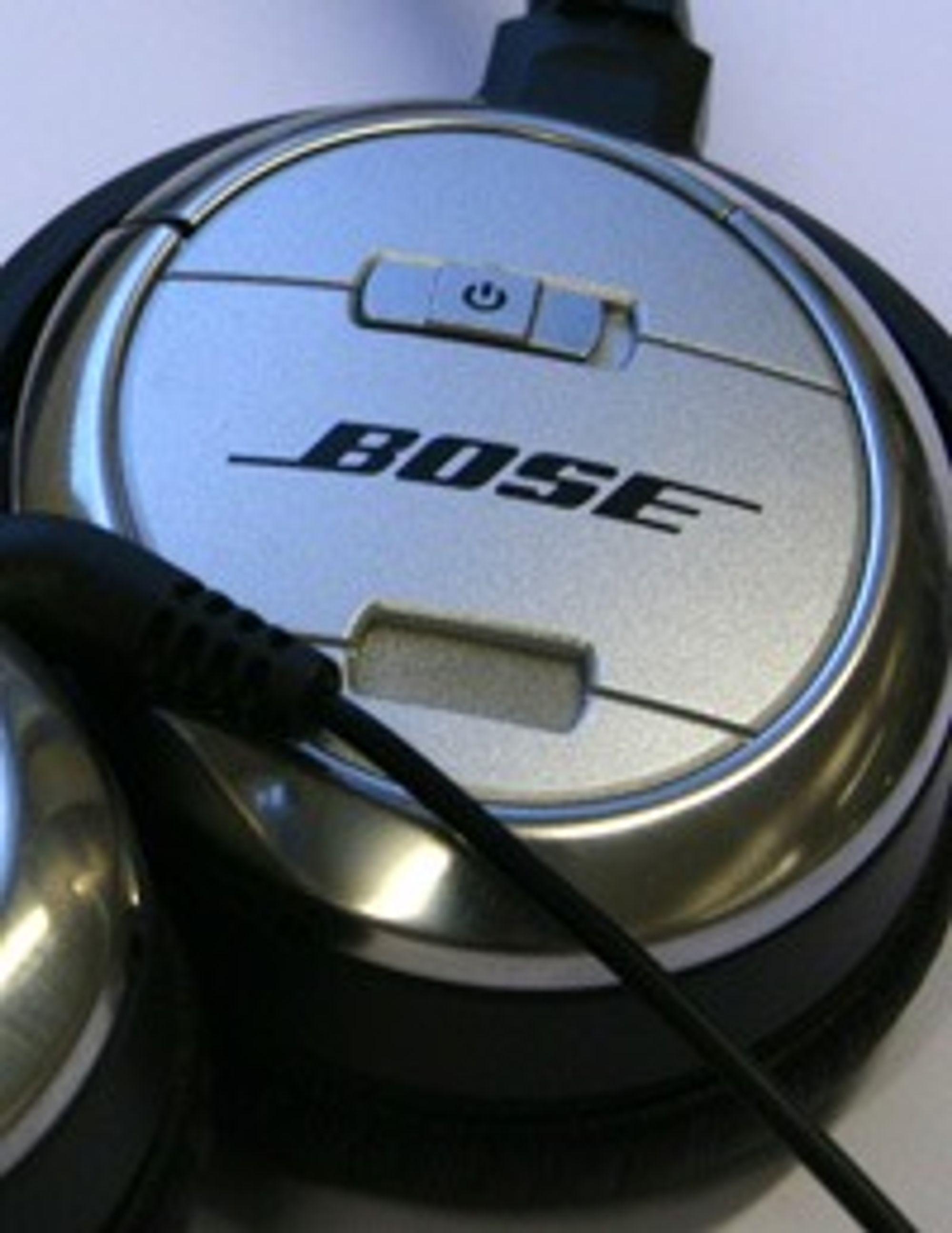 Bose QuietComfort 3: Dyr stillhet Tu.no