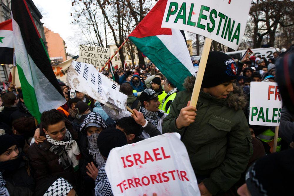 Krigføring og demonstrasjoner har for lengst spredt seg til nettet, melder BBC.