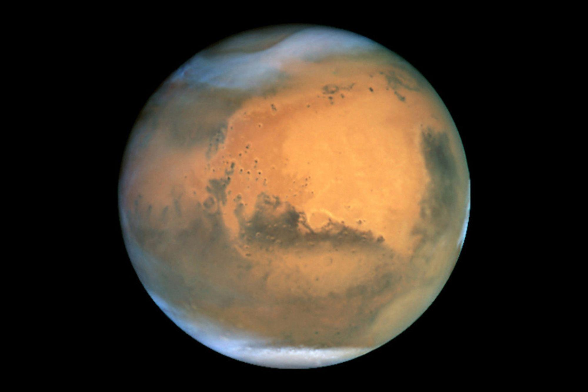 I dag tar det rundt seks måneder å fly til Mars, men håpet er at ny ionemotorteknologi skal redusere tiden til 39 dager.