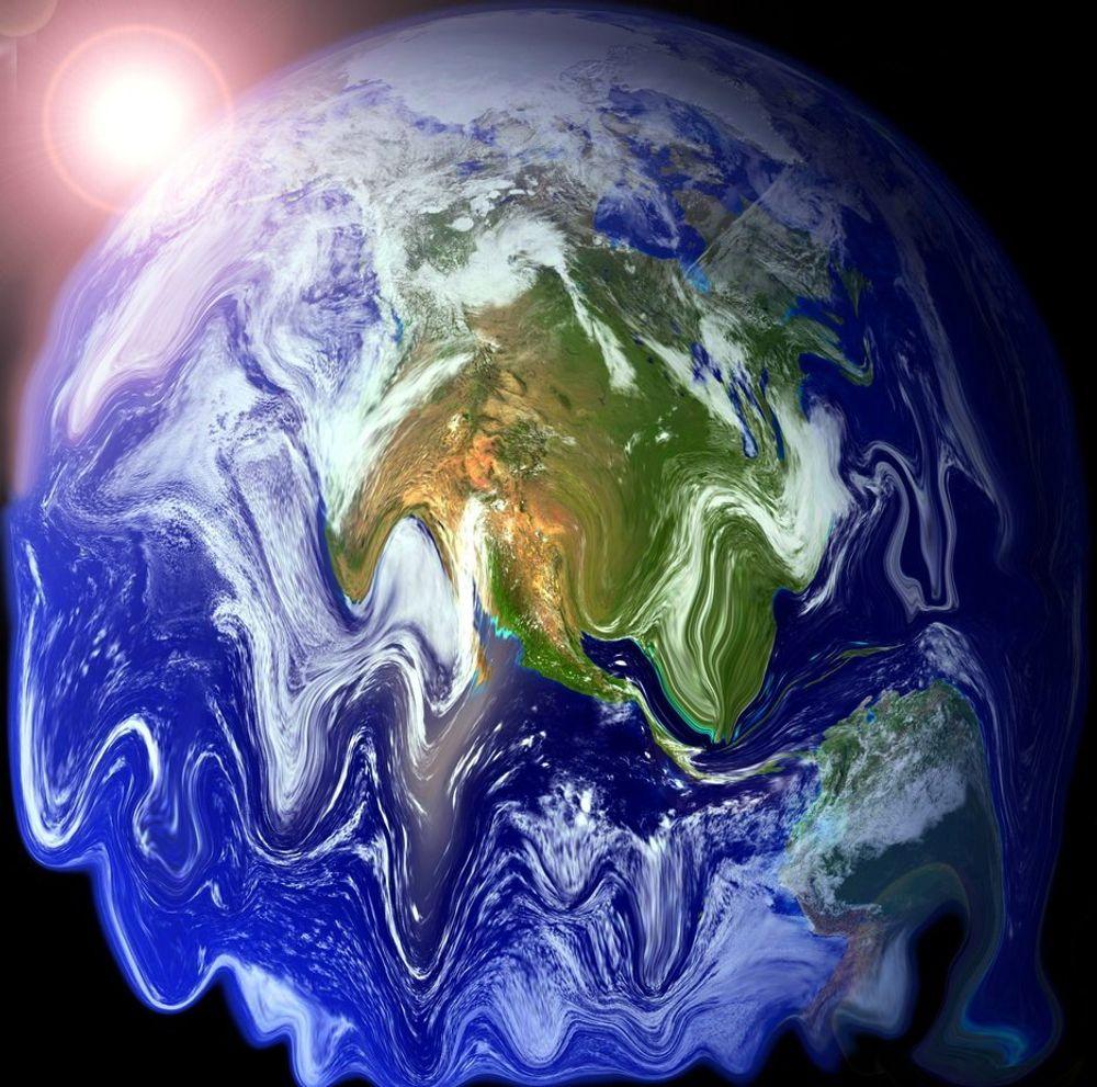 Drivhuseffekten kan føre til global oppvarming og dermed klimaendring. Ikke alle forskere er enige i at menneskeskapte utslipp bidrar til endringer som nedsmelting av isbreer og polområder, snøfattigere vintre, mer ekstremvær, flom og tørke.