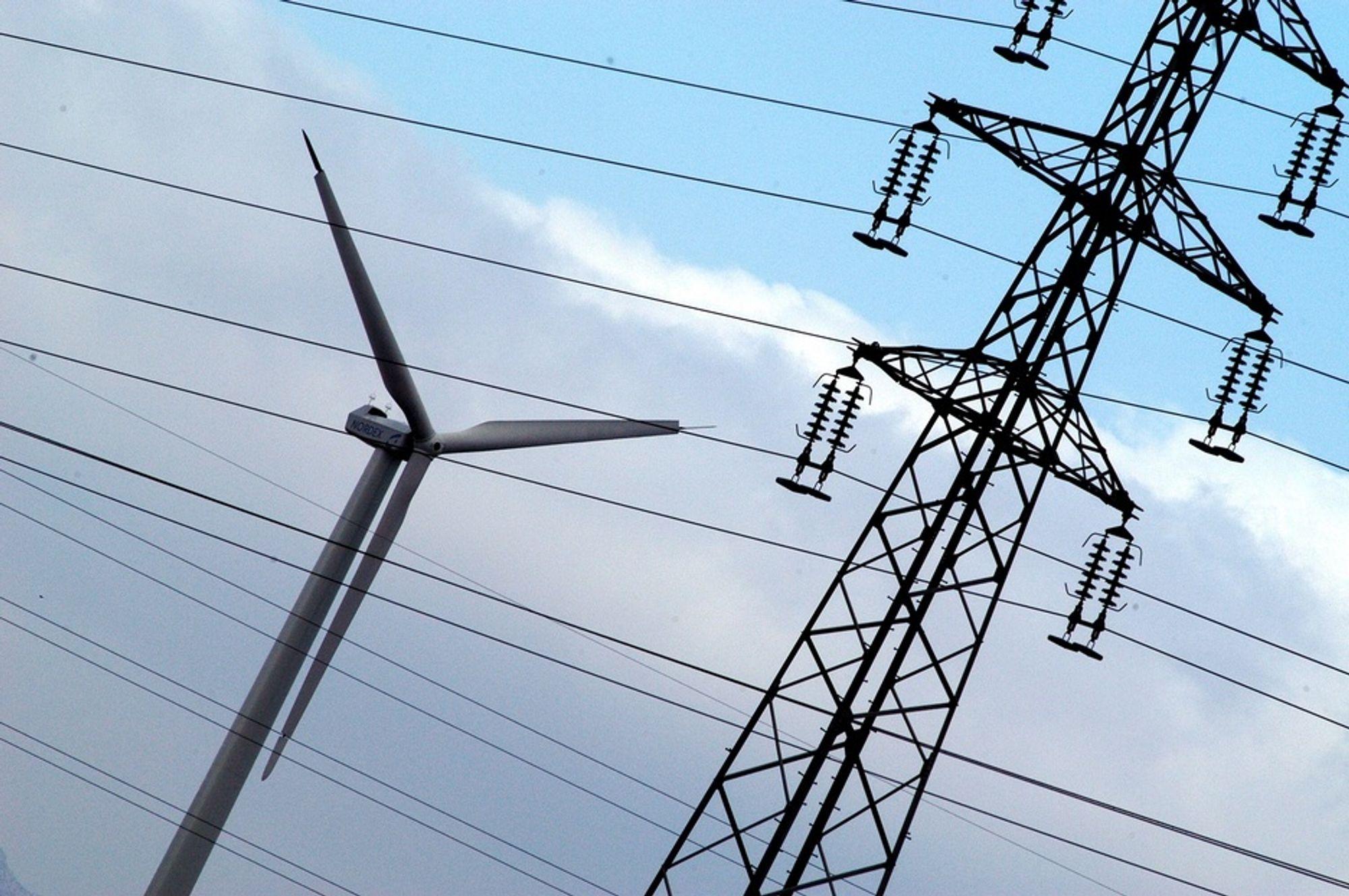 60 000 JOBBER: Det er mange jobber å hente hvis Sverige satser tungt på fornybar energi og energieffektivisering. Det hevder landbruket og naturvernerne i Sverige i en ny rapport.