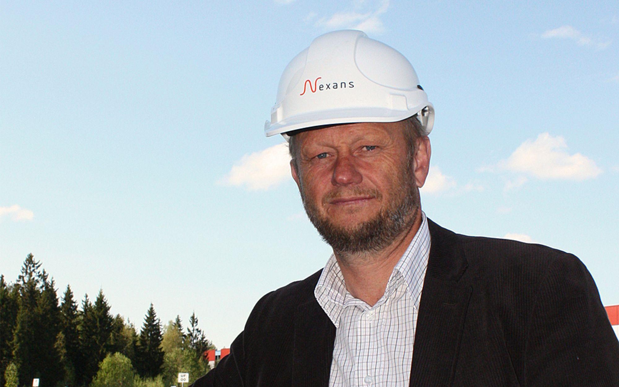 Administrerende direktør Stein Lier-Hansen i Norsk Industri er bekymret over nedstengningen i Italia.