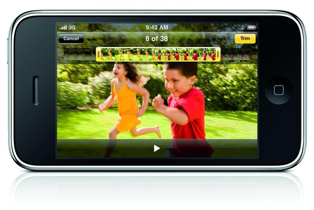 iPhone 3GS koster rundt 1200 kroner å bygge, mener iSuppli.