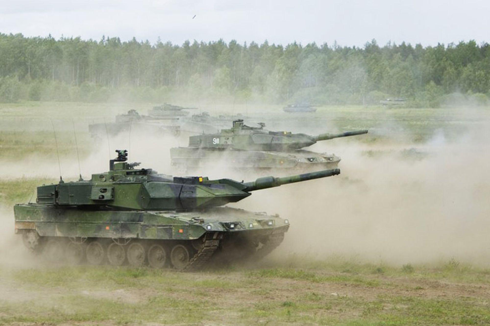 Dette kan bli Norges nye stridsvogn