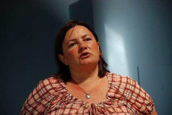 Henriette Westhrin, statssekretær i Finansdepartementet