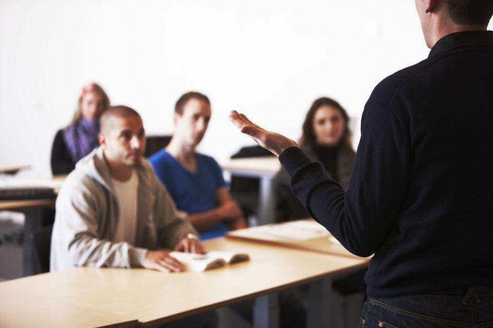 Skal du på jobbintervju husk å forberede spørsmål du vil stille den potensielle arbeidsgiveren.