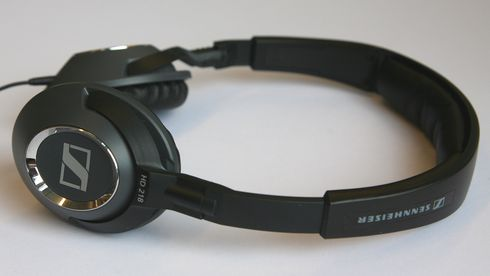 TEST: Sennheiser HD218
