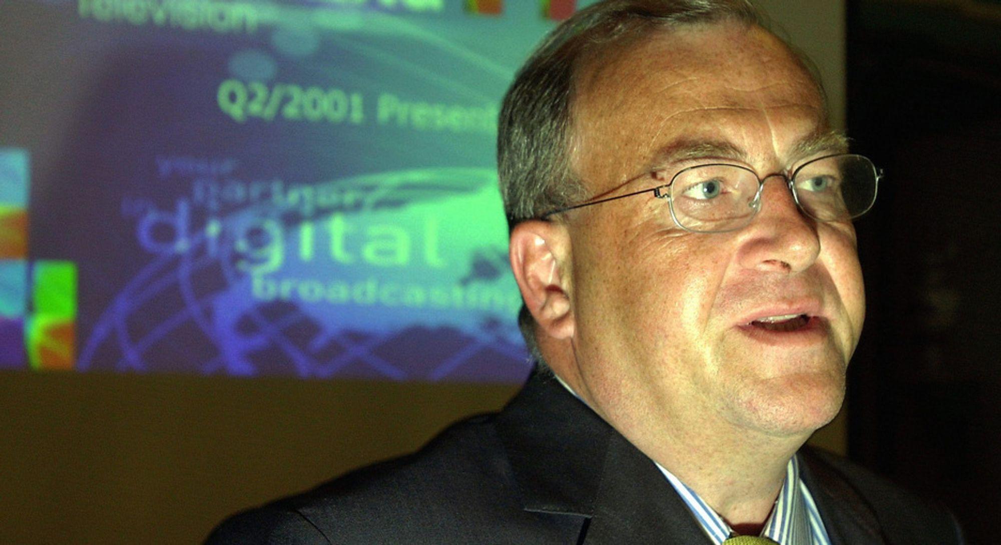 Kitron-sjef Jørgen Bredesen har i dag solgt datterselskapet Kitron Microelectronics AS på Røros. Nå fokuserer konsernet sin norske produksjon på Arendal.