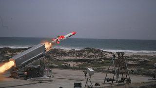 Ett skritt nærmere missilkontrakt