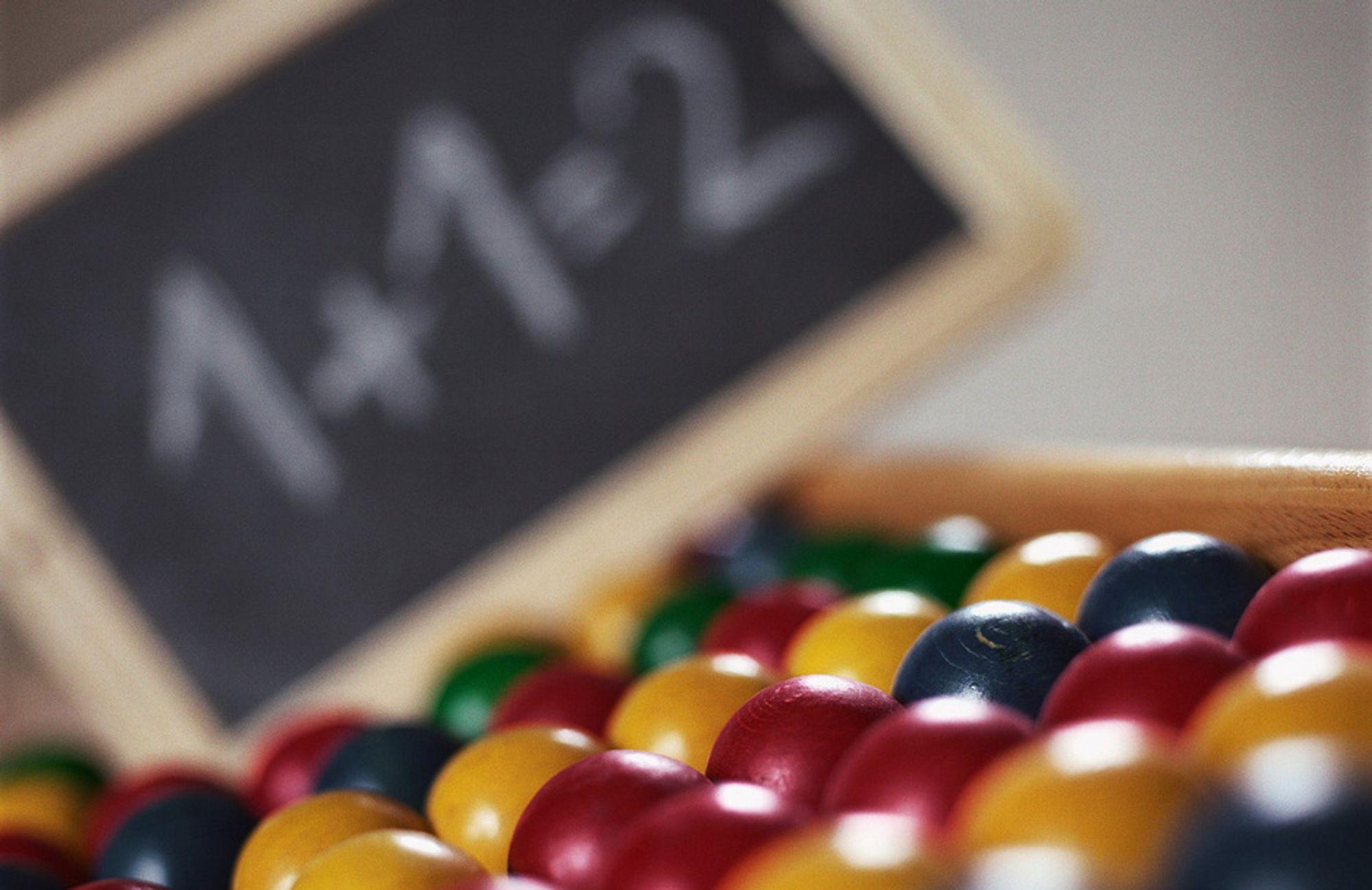 NYTT: Ungdommen sliter med sentral matematikk, viser tallene.