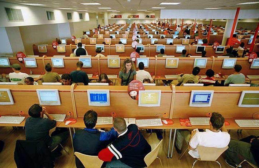 JUKS: Kontrollene begrenser ikke lenger til eksamenslokalene.