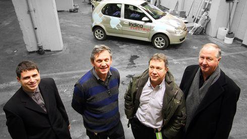 Slik skal Herøya lage 5000 elbiler