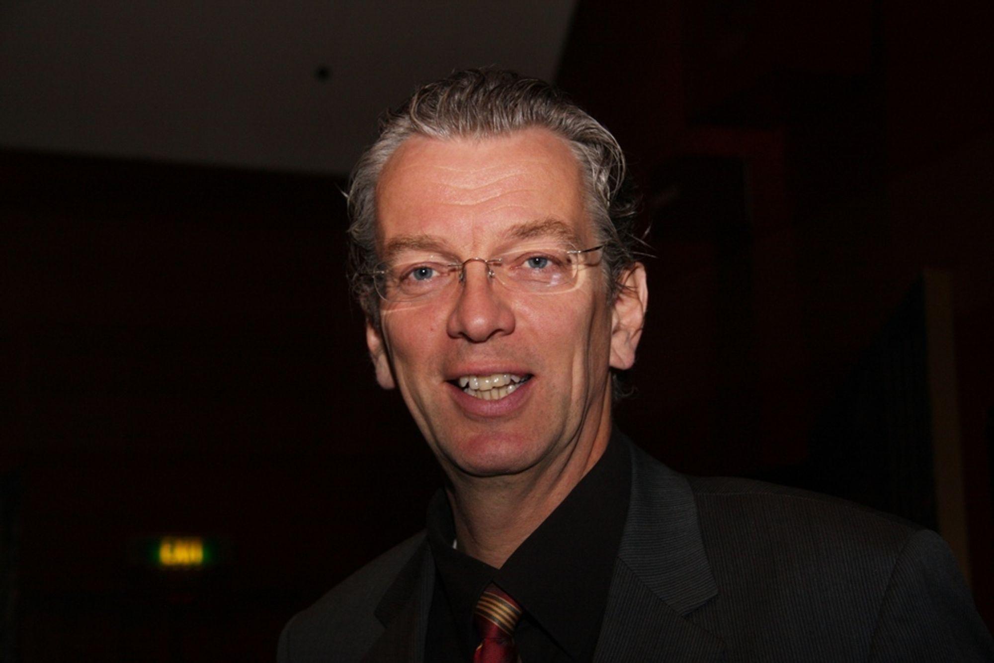PRIS: Konserndirektør Auke Lont tror ikke strømprisen vil øke vesentlig med flere kabler til utlandet.