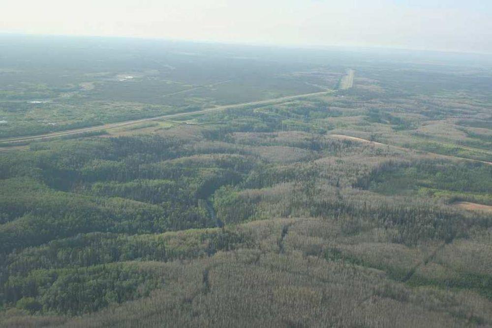 I RETTEN: Statoil er tiltalt for brudd på vanntillatelsene knyttet til oljesandproduksjon i provinsen Alberta.