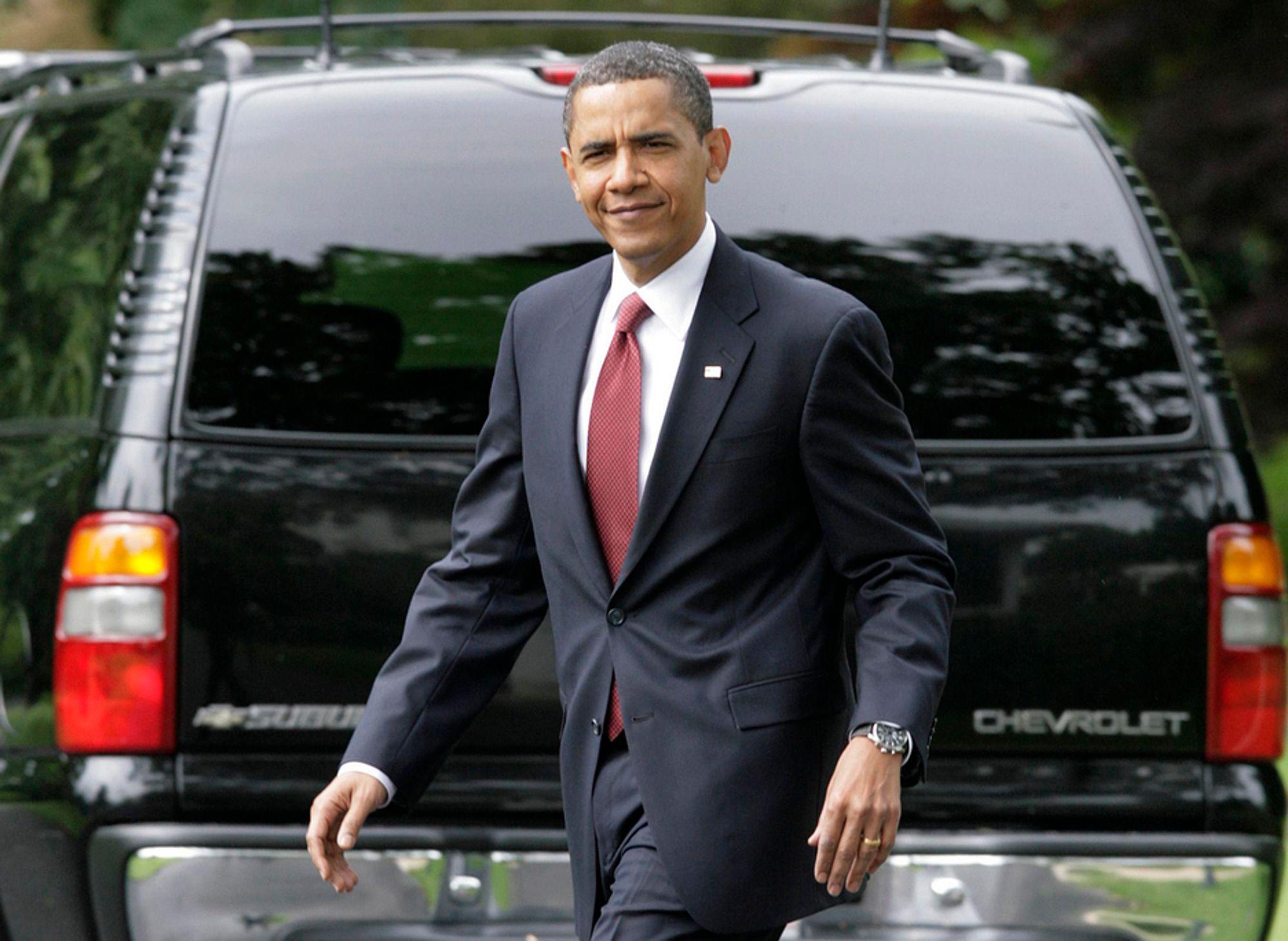 KAN FÅ KLIMALOV: Det har vært tvil om Obama-administrasjonen klarer å få på plass en klimalov før København-møtet. Etter flere møter mellom de amerikanske partiene er det mer optimisme.