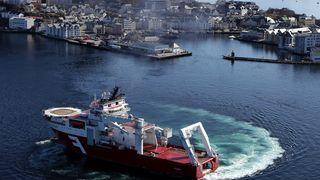BILDESERIE: Verdens sterkeste skip