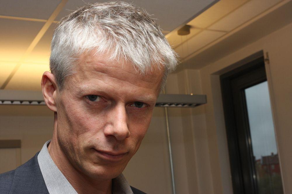 PENGER TIL UTDELING: Direktør Hans Christian Holte og Direktoratet for IKT og forvaltning (Difi) venter på prosjektsøknader.