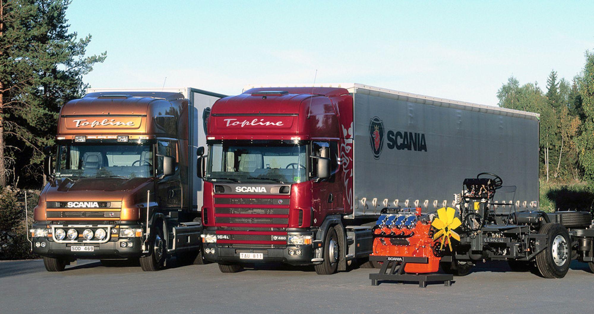 KONKURS: Fibo håper Scania, som er største kunde, kan være med og drive fabrikken videre.