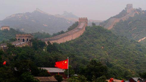 Den kinesiske mur lengre enn antatt