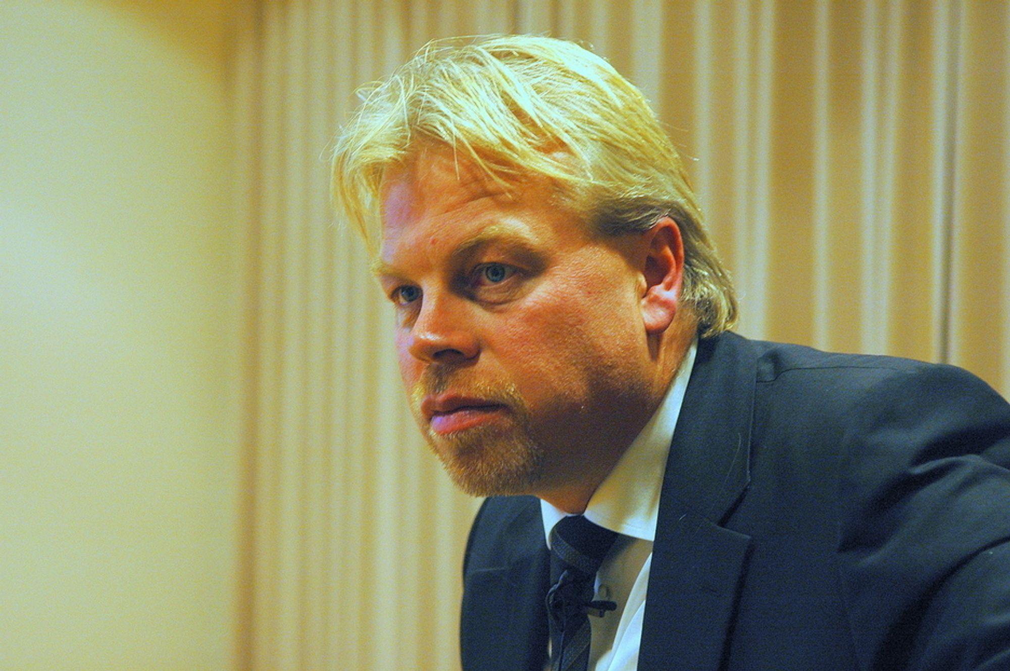 VIL KONKURRERE: - Vi vil konkurrere med de store aktørene som E:ON, VNG etc. i det europeiske gassmarkedet, i likhet med at de har gått inn som operatører på norsk sokkel, sier Jan Rune Schøpp i StatoilHydro.
