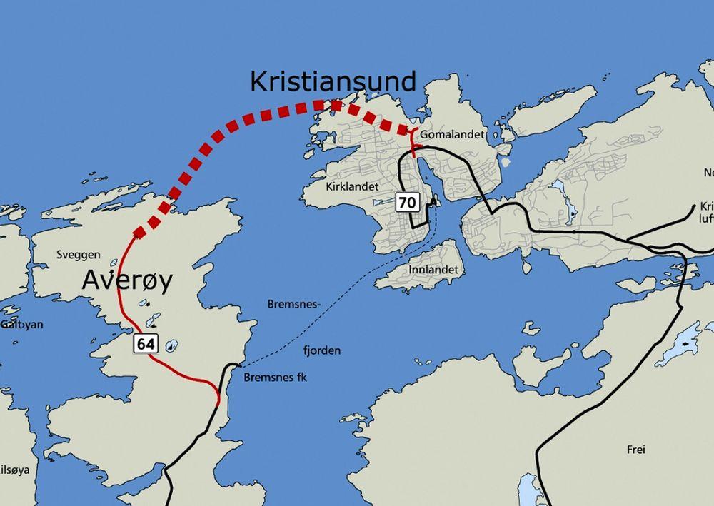 Statens vegvesen og Mesta har løst konflikten under Atlanterhavet. Hvilket beløp de er enige om, er hemmelig, men prognosen tyder på at prosjektet holder seg innenfor rammen på 830 millioner 2009-kroner.