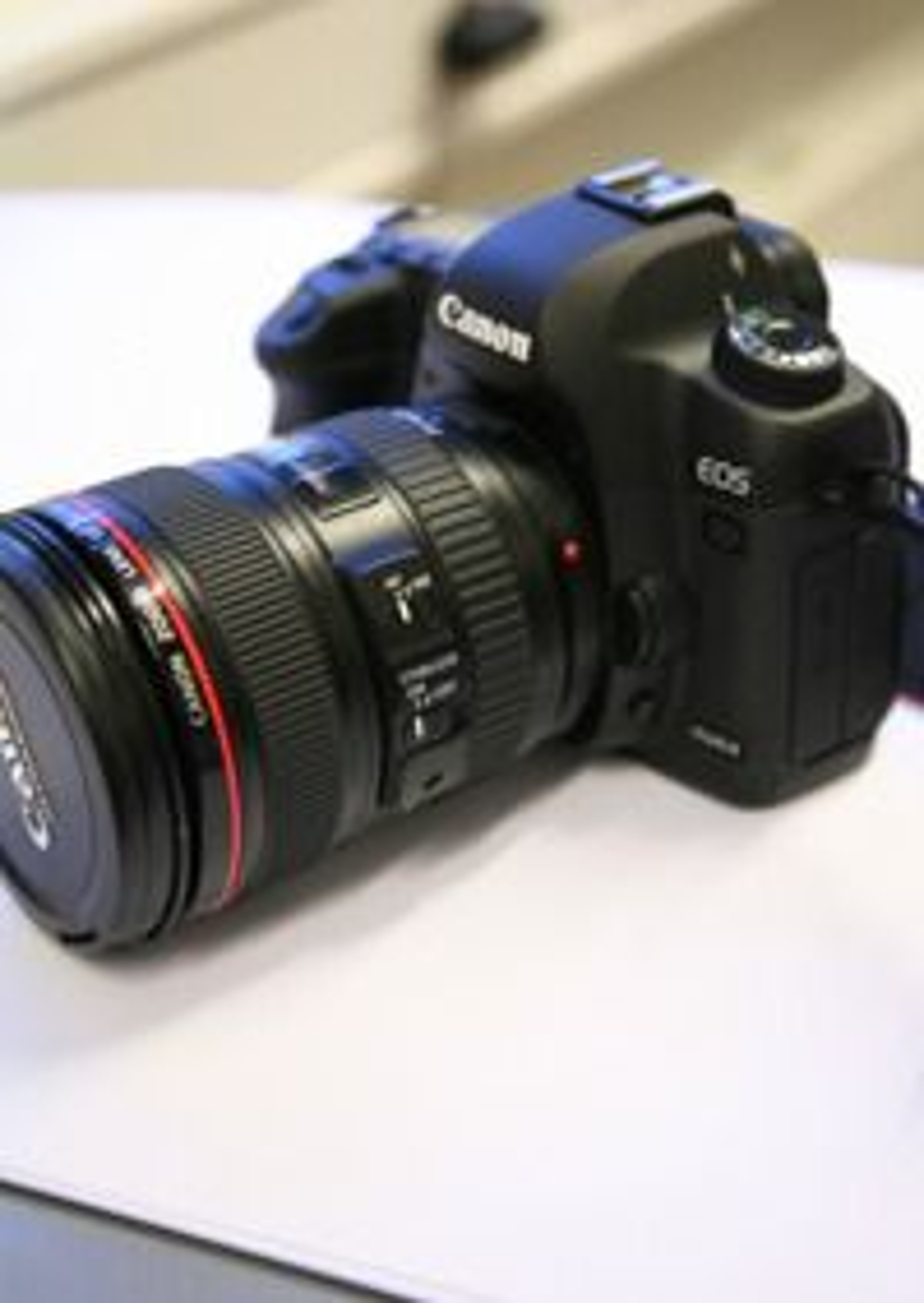 TEST: Canon 5D Mark II Tu.no