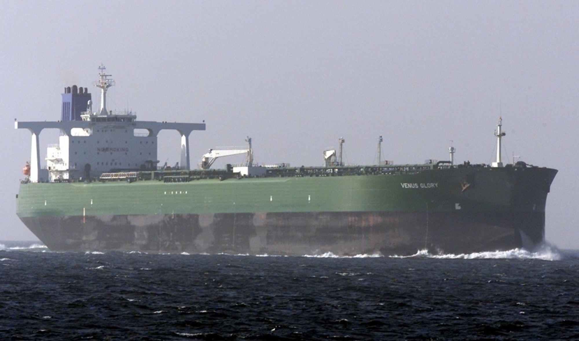 Når Panamakanalen er utvidet, kan større skip benyttes og mye utslipp reduseres.