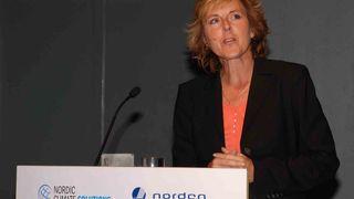 NOTIS: Dansk klimaminister går av
