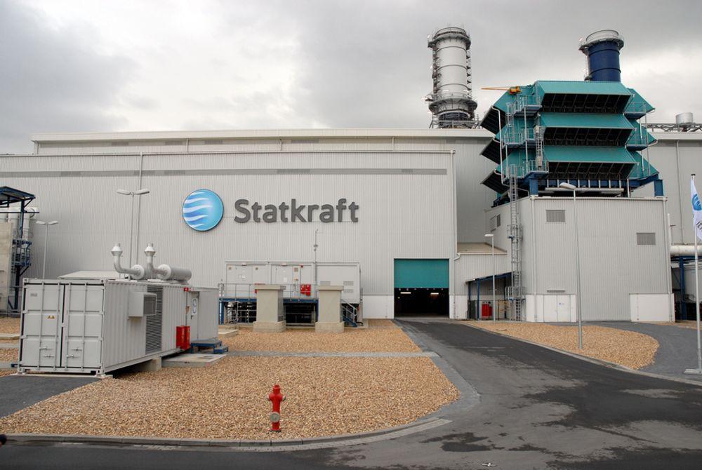 CO2-rensing: Statkraft undersøker mulighetene for CO2-fangst i sine gasskraftverk. Her er Knapsack gasskraftverket i Tyskland.
