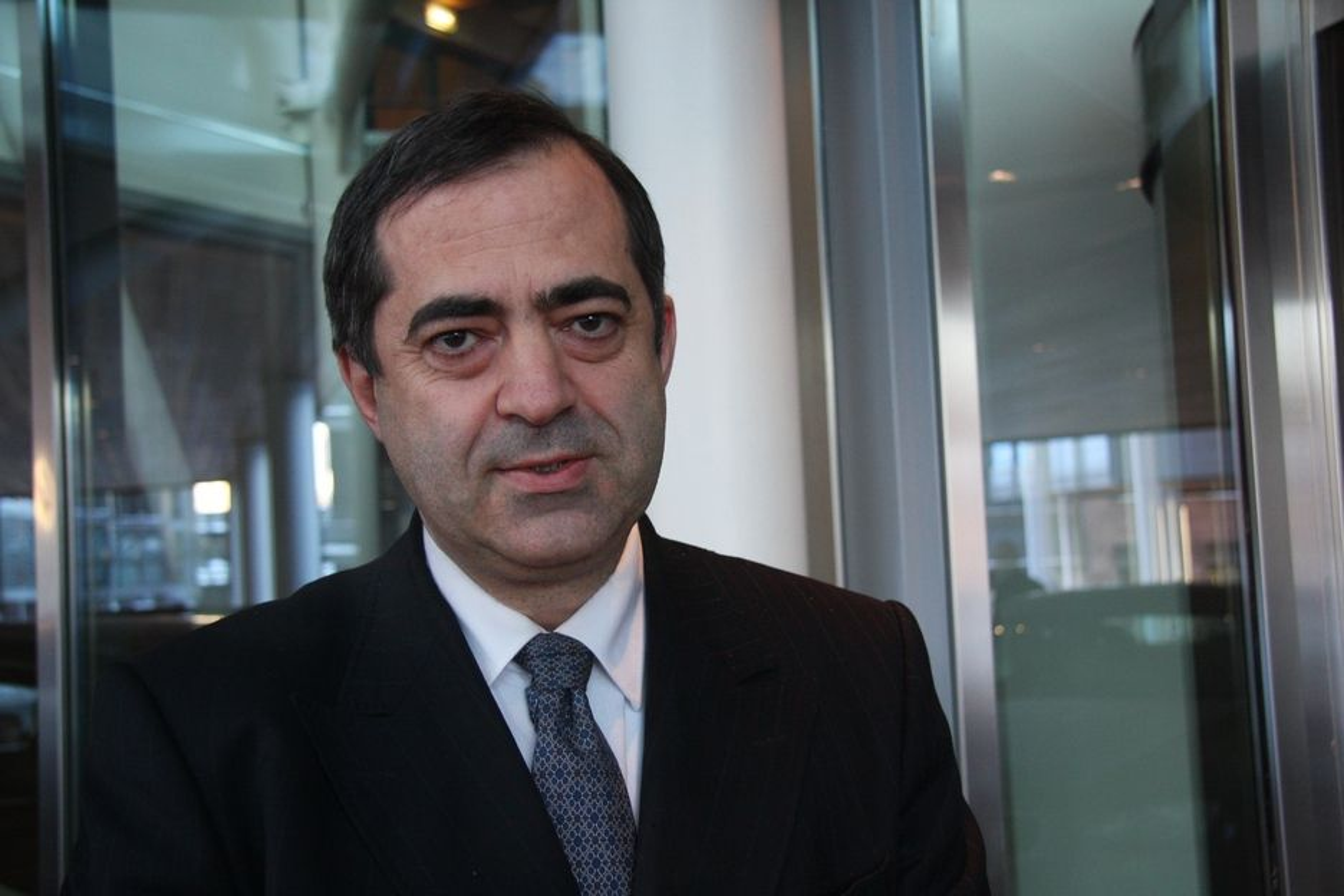 TVILER: GE-president Ricardo Cordoba tviler på at det vil bli investert i CO2-fangstanlegg på moderne gasskraftverk i Europa.