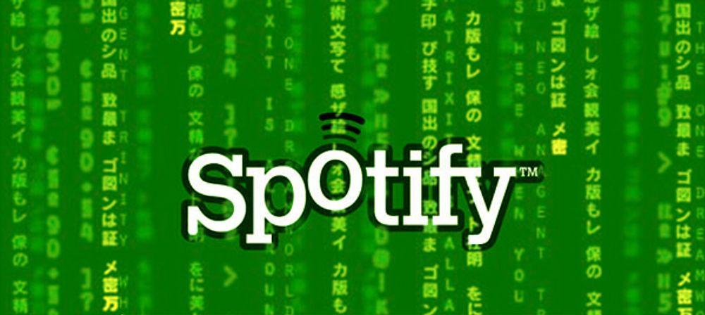 Populære Spotify er hacket, og sensitive detaljer kan være lekket.