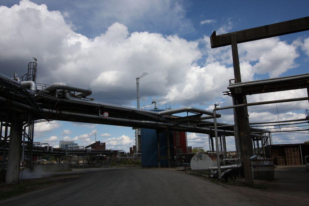 Enova gir 150 millioner i støtte til kraftvarmeverk hos Borregaard.