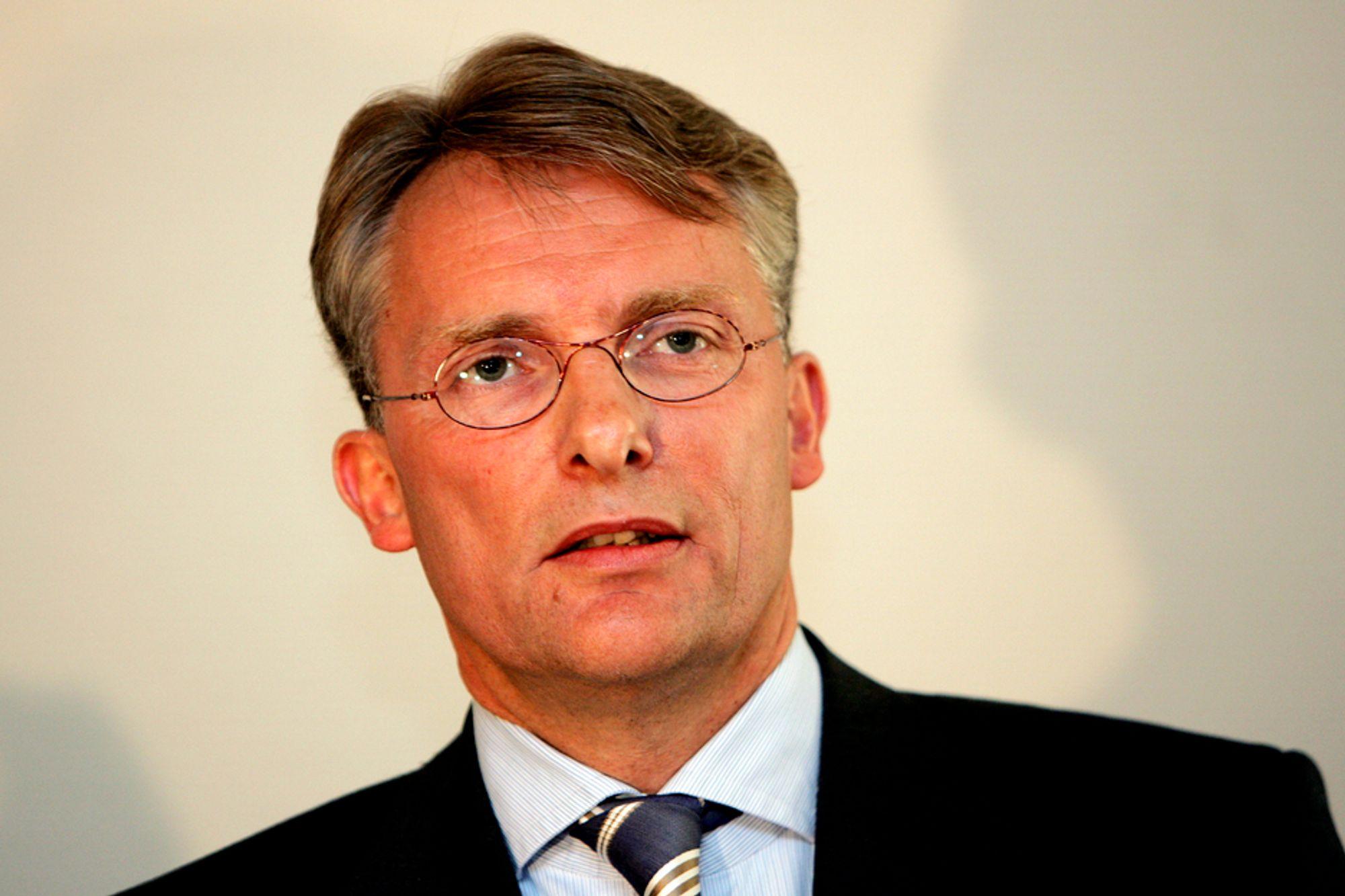 Orkla-sjef Dag Opedal solgte to av Elkems tre kraftverk denne uken.