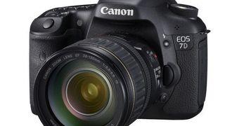 Canon 7D klar