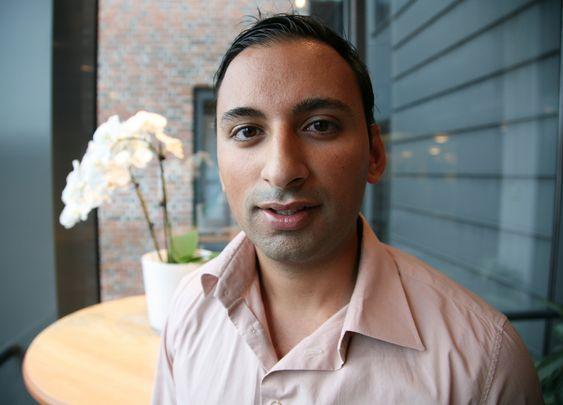 Vivek Luthra i IT-konsulentselskapet Bouvet.