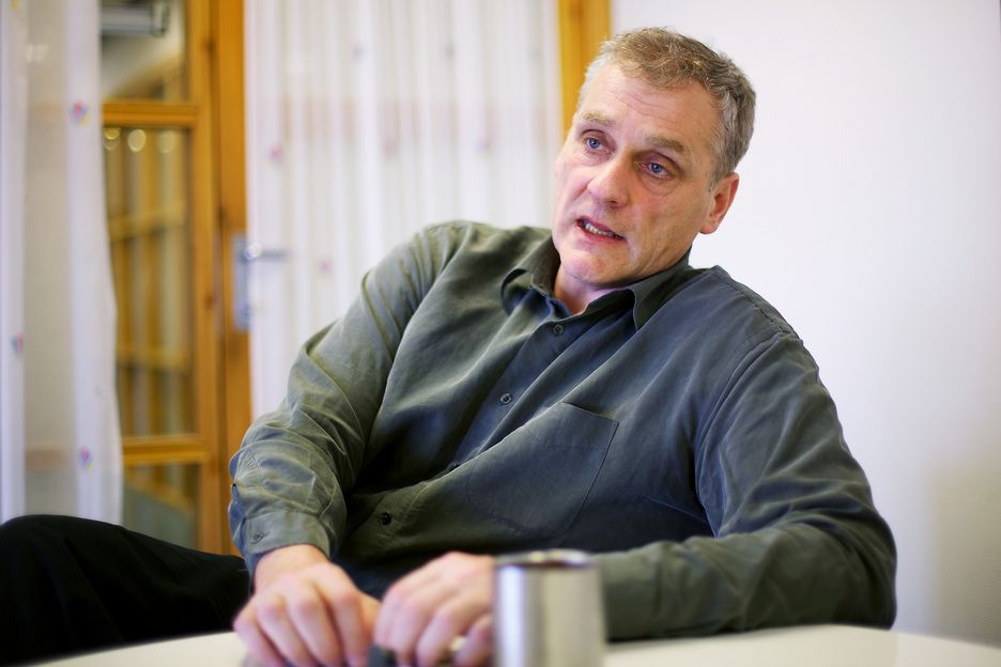 KRONIKKFORFATTEREN: Pål Prestrud er direktør ved Cicero Senter for klimaforskning.