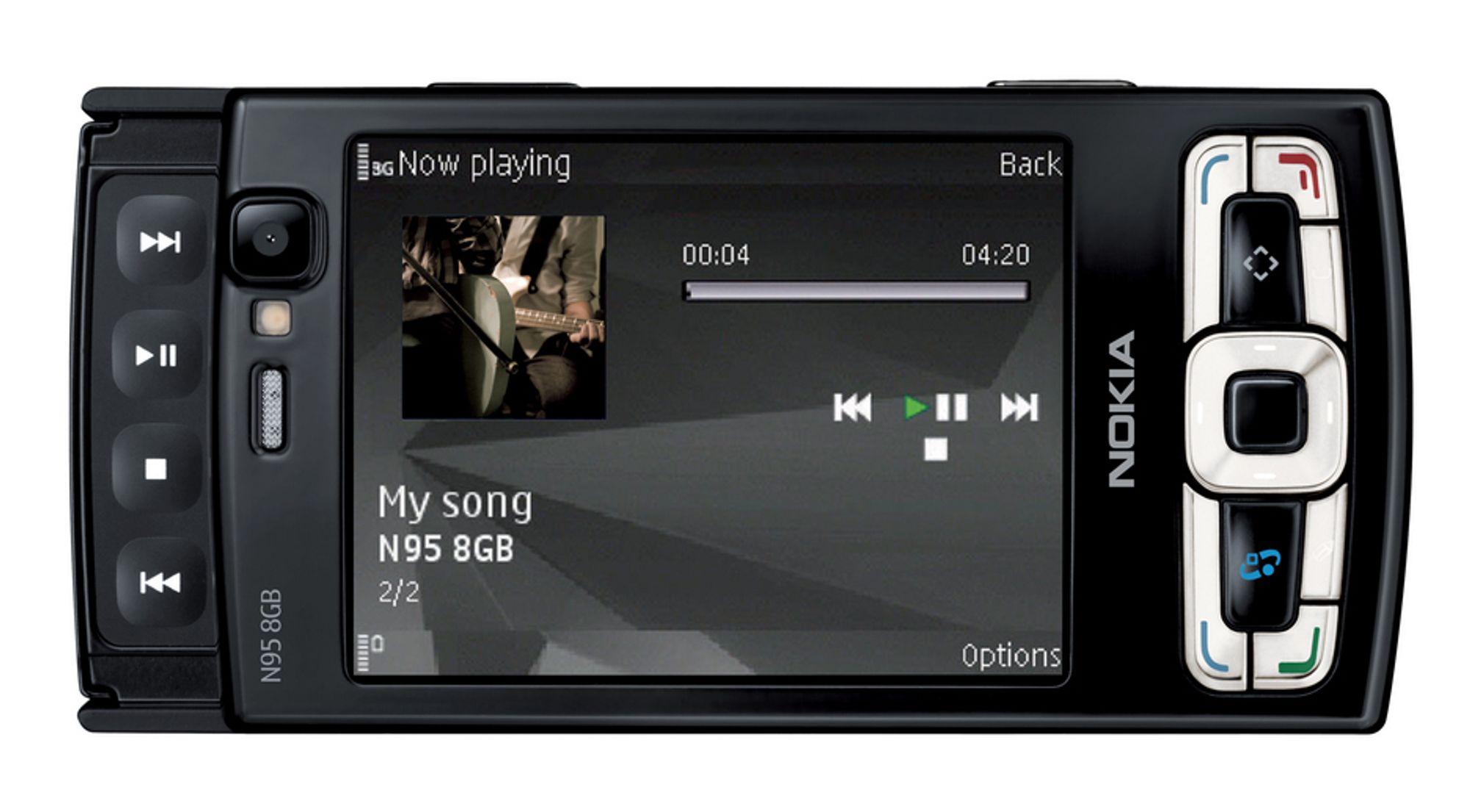 SMS-triks lammer Nokia-mobiler