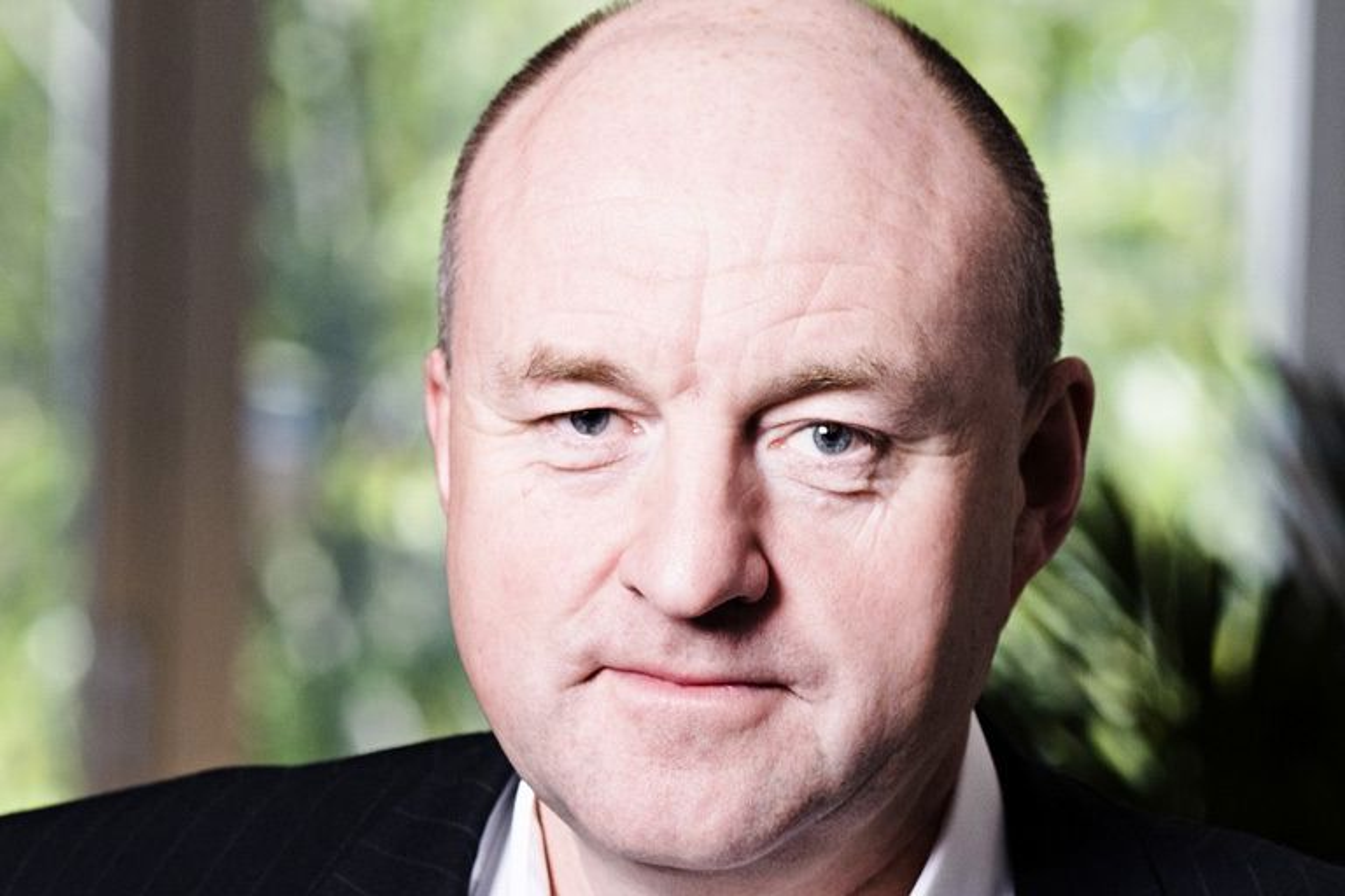 ØKER: InFacts undersøkelse gir Datametrix-sjef Svein Lerkerød grunn til å tro at markedet for videokonferanser kan vokse mye.