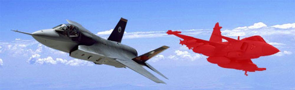 Norge valgte JSF, og da ryker også nesten alle industriavtalene rundt Gripen, advarer Saab.
