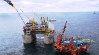 Prosjekter trues av oljekollaps