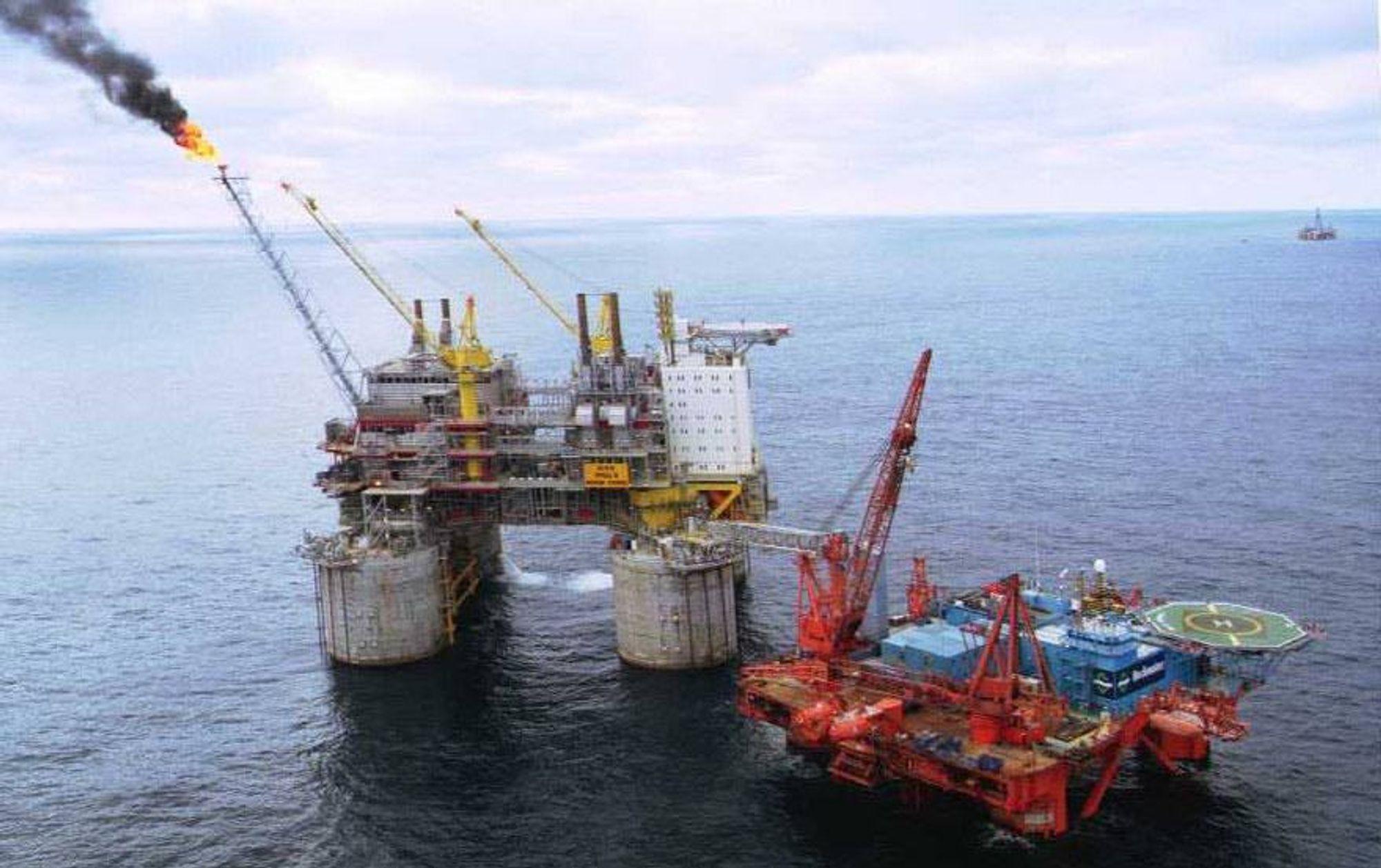 Oljenæringen. Olje. Gass. Oljeindustrien. Petroleumsfag. Petroleumsstudier. Oljestudier. Oljefag. Studier. Utdanning. Plattform. Rigg.
